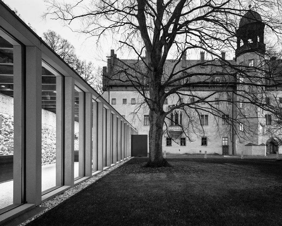 Projekt Weiterbauen, Weiterdenken. Neue Häuser für Martin Luther