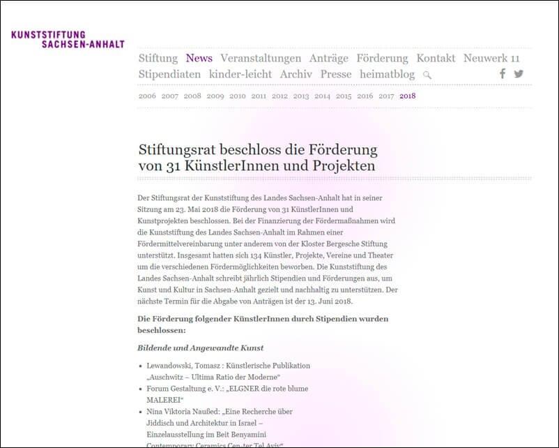 NEWS_AUSCHWITZ_KUNSTSTIFTUNG