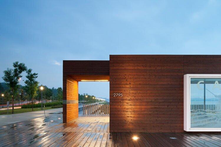 Consortium Daoust Lestage + Williams Asselin Ackaoui + Option aménagement Promenade Samuel de Champlain